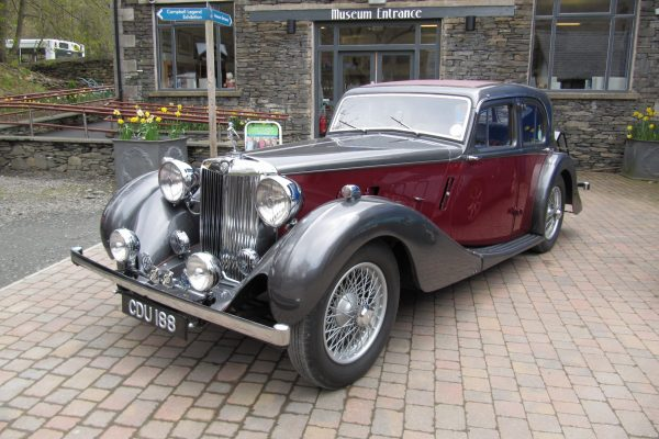 1936 MG SA